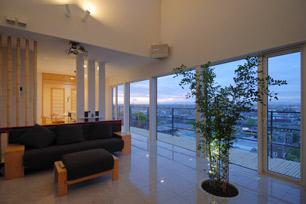 houzz 北海道の美しい家44選掲載の写真
